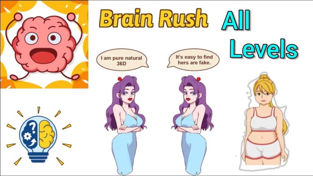 Brain Rush : Kuis Otak