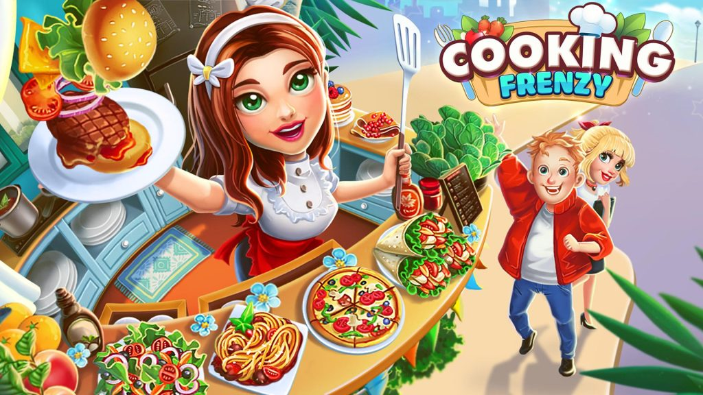 Cooking Frenzy Restaurant Cooking Game