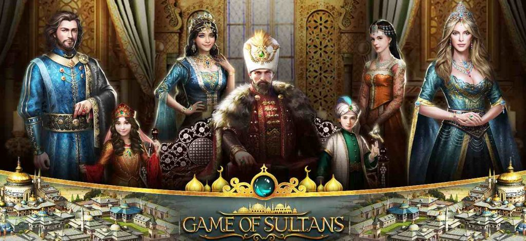 Game Online Game of Sultans