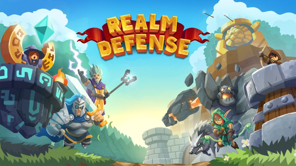 Realm Defense : Hero Legends TD